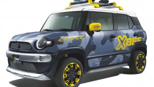 Suzuki XBee Winter Adventure to be showcased at 2018 Tokyo Auto Salon