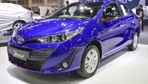 Toyota Yaris Ativ S at 2017 Thai Motor Expo - Live