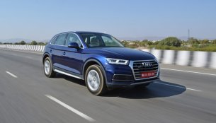 2018 Audi Q5 launched in India at INR 53.25 lakhs