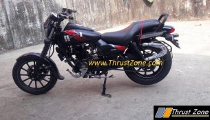 2018 Bajaj Avenger Street 220 Spied ahead of launch