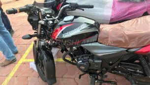2018 Bajaj Discover 110 spied ahead of launch