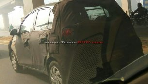 2018 Hyundai Santro (Hyundai AH2) spotted up close