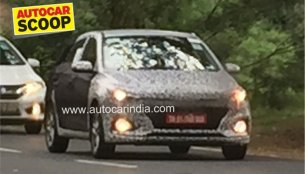2018 Hyundai i20 (facelift) with CVT option to debut at Auto Expo 2018 - Report