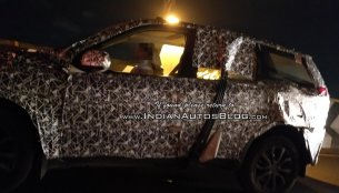 2018 Mahindra XUV500 (facelift) to be launched in April - Report