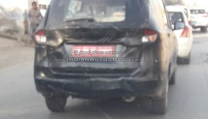 2018 Maruti Ertiga spotted by IAB reader