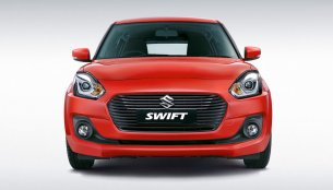 2018 Suzuki Swift (2018 Maruti Swift) exports from India commence