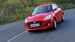 A new Maruti Swift is booked every minute in India - Report