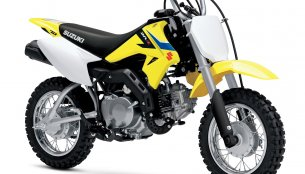 2018 Suzuki DR-Z70 to be displayed at 2018 Auto Expo