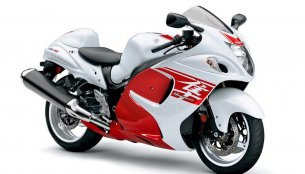 2018 Suzuki Hayabusa launched in India at INR 13.87 lakhs