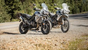 2018 Triumph Tiger 800 bookings commence unofficially in India - Report