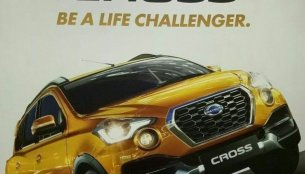 Datsun Cross brochure leaked ahead of official unveiling tomorrow