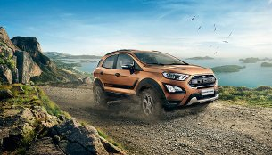 Ford EcoSport Storm officially revealed for Brazil