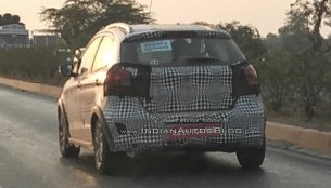 Ford Figo based crossover to make its global debut on 31 January