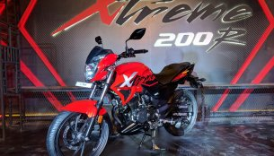 2018 Hero Xtreme 200R launched at INR 89,900 ex-showroom New Delhi