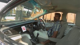 Mahindra U321 MPV's interior completely exposed [Video]