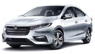 Next-gen 2019 Honda City to look sleeker and more futuristic - Rendering