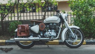 Royal Enfield Bullet 500 'Aristocrat' by Nomad Motorcycles