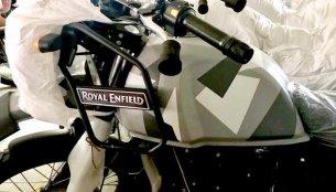 Royal Enfield Himalayan Camo Edition is called 'Sleet' - Report