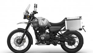 Royal Enfield Himalayan Sleet launched in India at INR 2,12,666