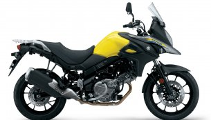 Suzuki V-Strom 650 likely to be priced at around INR 7 lakh in India