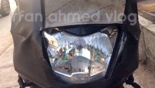 TVS Graphite scooter spied in Bengaluru, reveals more details