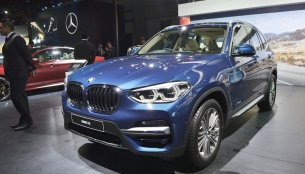 2018 BMW X3 India launch in April - Report