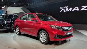 Honda studying SUVs based on second-gen Honda Amaze's platform - Report