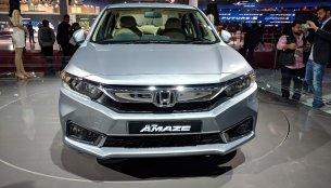 2018 Honda Amaze - Auto Expo 2018 Live