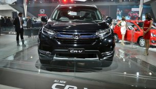 Fifth-gen Honda CR-V to be launched in India on 9 October - Report