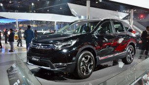 Honda CR-V diesel likely to be offered in India with 120 PS i-DTEC engine - Report