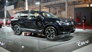 2018 Honda CR-V & new Honda Civic launch in second half of FY2018-19 - Report