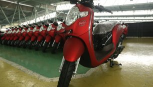 2018 Honda Scoopy launched in Indonesia