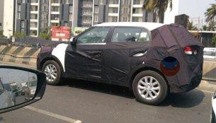 2018 Hyundai Creta (facelift) spied in India yet again