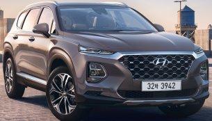 2018 Hyundai Santa Fe officially revealed