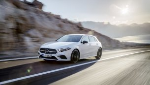 2018 Mercedes A-Class officially unveiled in Amsterdam [Update]