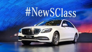 2018 Mercedes S-Class launched in India at a starting price of INR 1.33 Crore