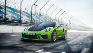 2018 Porsche 911 GT3 RS priced at INR 2.75 crore