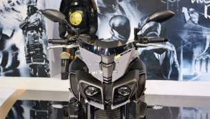 2018 Yamaha MT-10 - Auto Expo 2018 Live