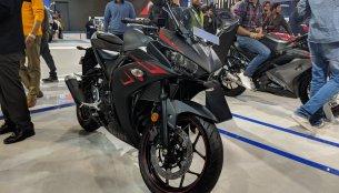 2018 Yamaha YZF-R3 - Auto Expo 2018 Live
