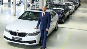 BMW starts assembling BMW 6 Series Gran Turismo in India