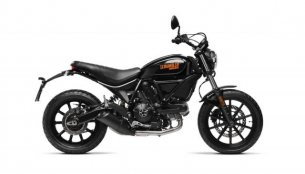 Ducati Scrambler Hashtag introduced in Europe