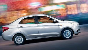 Ford Aspire Electric to launch in India by next year - Report
