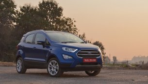 2017 Ford EcoSport Petrol AT review