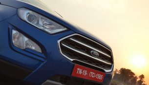 Ford and Mahindra to co-develop three sub-4 m SUVs including next-gen Ford EcoSport - Report