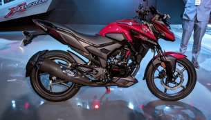 Honda X-Blade price increased slightly, new promotional campaign released