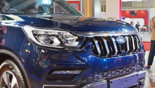 Mahindra Rexton assembly to commence in H2 2018 - Report