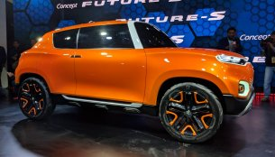 Production version of Maruti Future-S Concept may revive Maruti Zen name