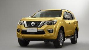 Nissan Terra (Nissan Navara-based SUV) officially revealed
