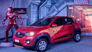 Renault Kwid Superhero Edition launched