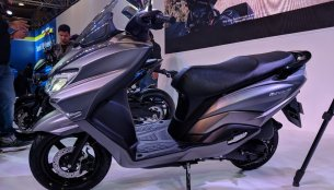 Suzuki Burgman Street India launch in mid-April - Report